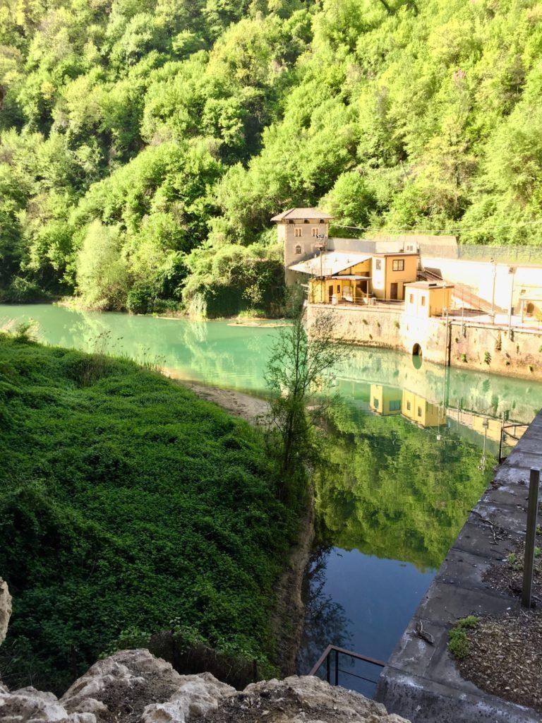 escursioni del 2019 l'aniene presso gli eremi di s.cosimato - foto di Alessandro Patierno