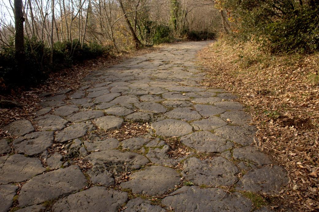 La via Sacra - foto di M. Bordini