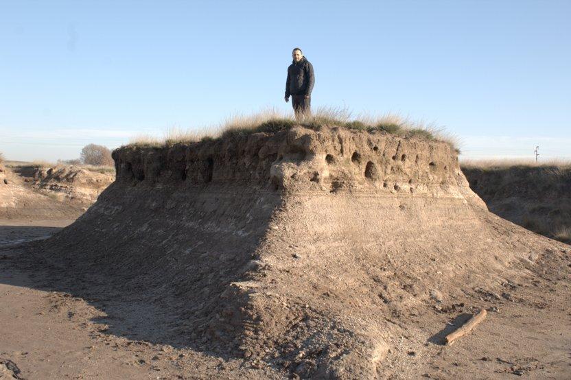 la solfatara di Monte Calderone