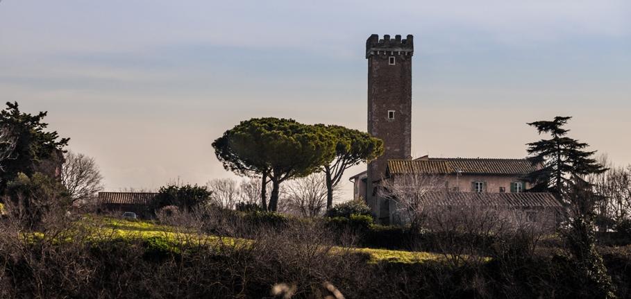 Torre S. Eusebio - antistante il Torraccio