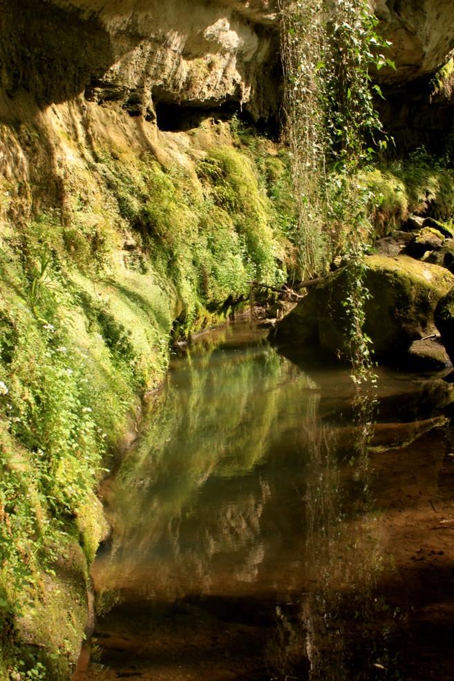 luoghi segreti e aziende - acqua trekking selvaggio