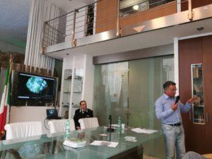 videopresentazione presso la Forestale - contattami