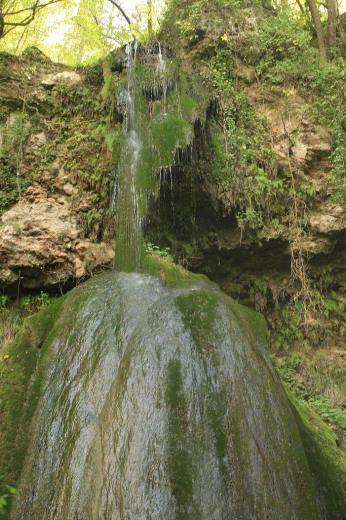 cascata presso Ponte S. Pietro - presso la Polense 1