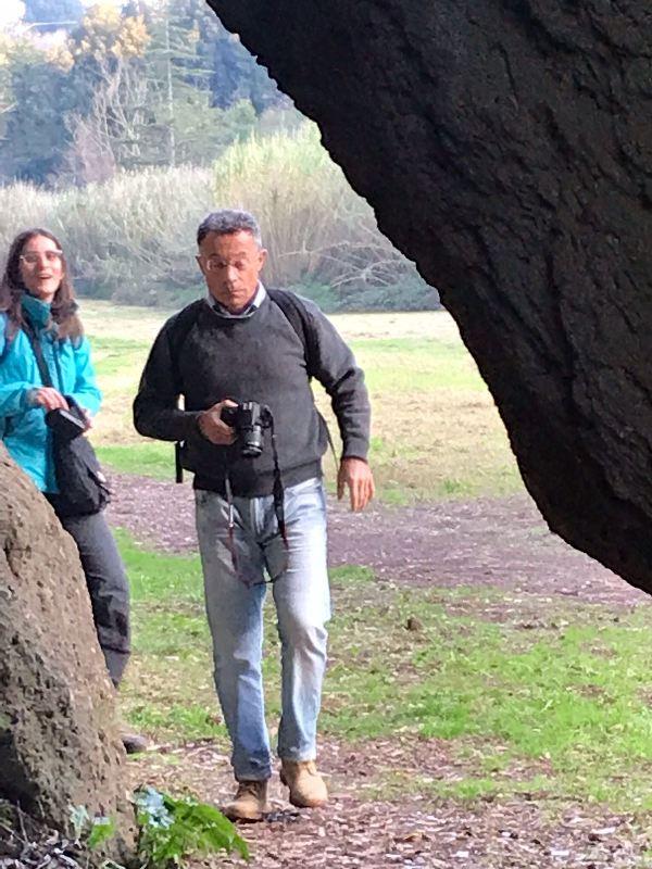 Luoghi segreti e guide ambientali escursionistiche - dopo la pioggia - fra i luoghi segreti a due passi da Roma