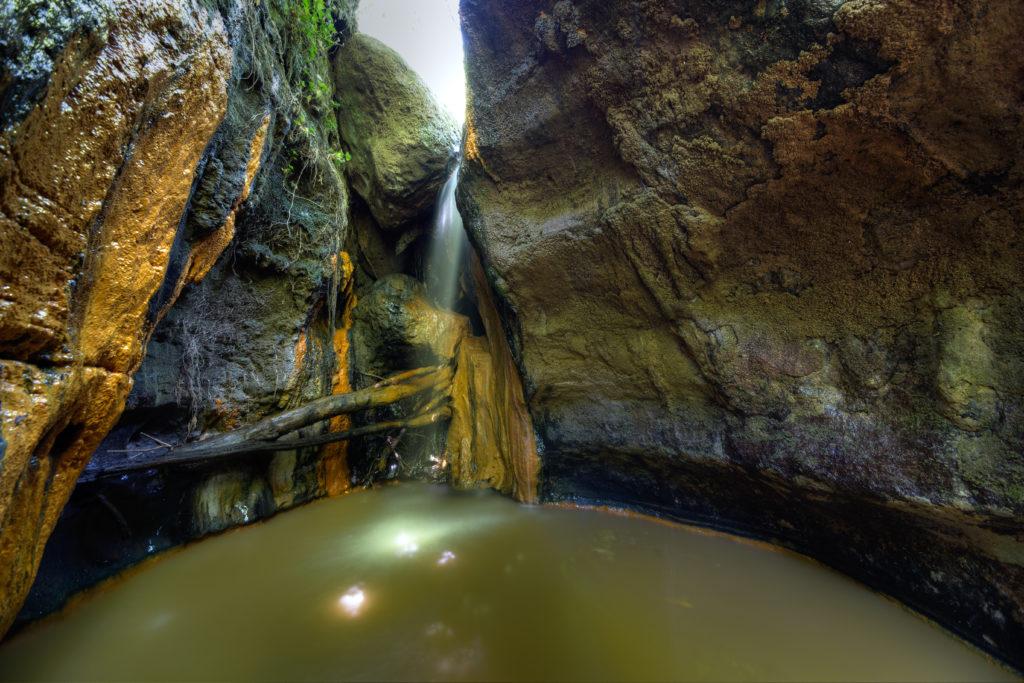 acqua trekking a castelnuovo di porto foto di giulio giuliani