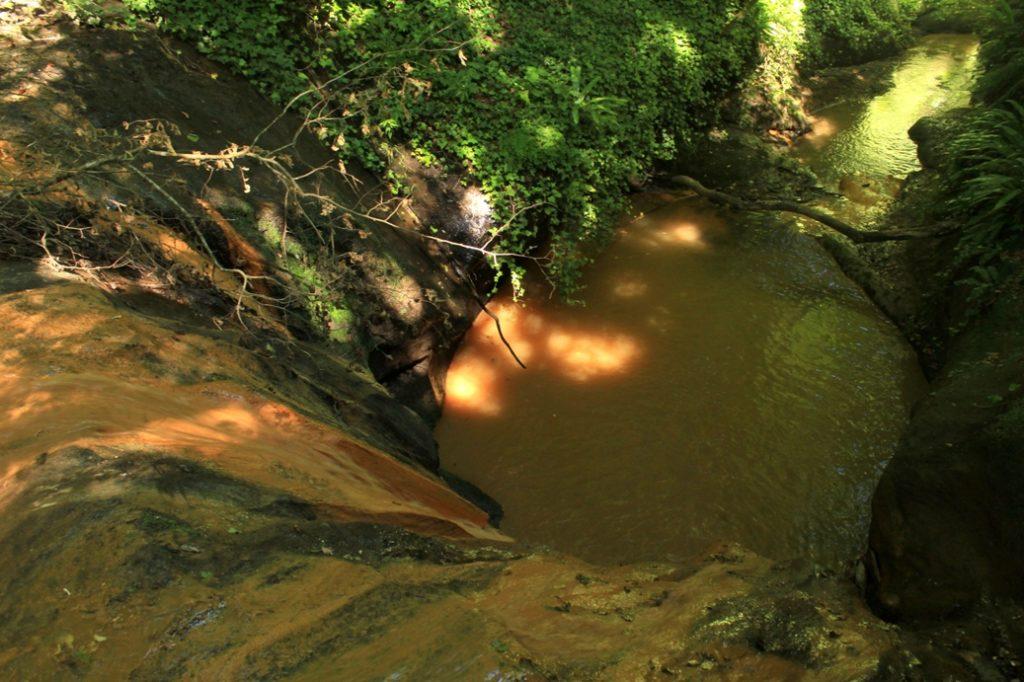 come si organizza un acqua trekking - Fosso dell'Acqua Forte