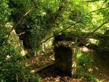 Le Colonnacce - lungo la via Clodia