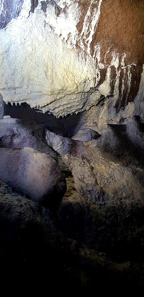 dentro l' emissario di Nemi - foto di G. Conte