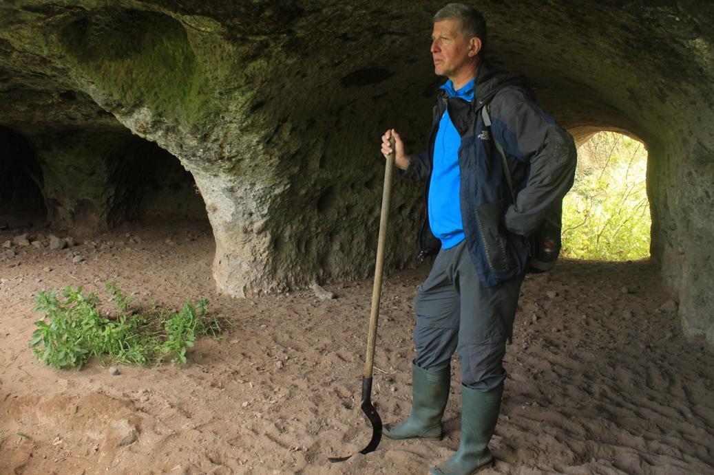 grotte vecchiarelli