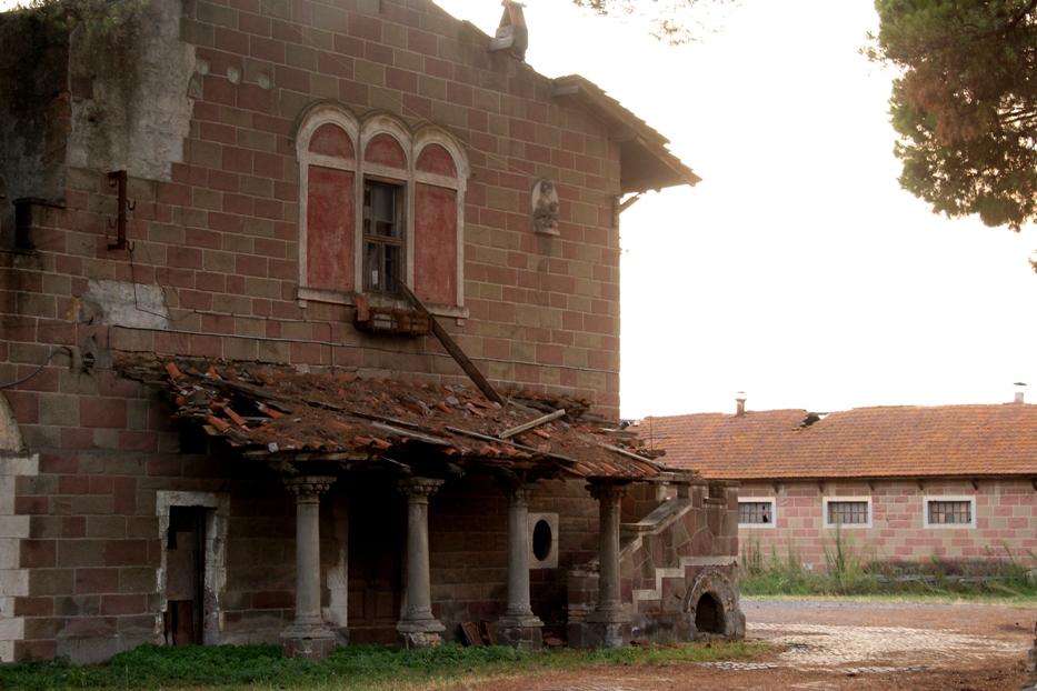 viste della tenuta Massara
