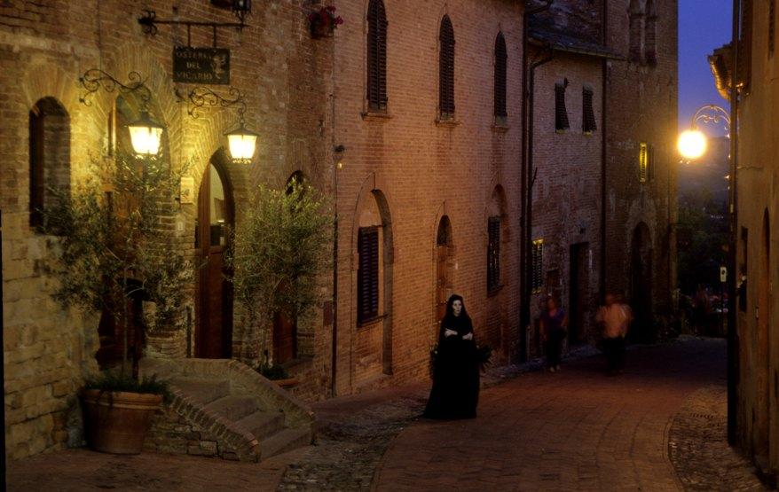 Coronavirus e Turismo di Comunità - la festa in onore di Boccaccio a Certaldo