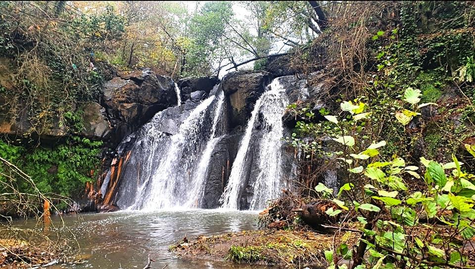 La cascata dell'Acqua di Nepi