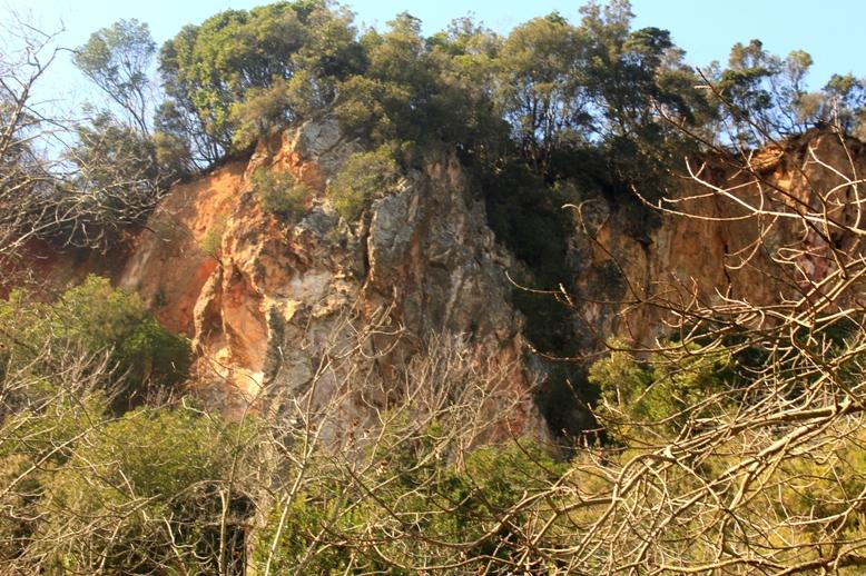 Le cave abbandonate di Allumiere