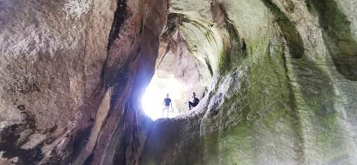 """La grotta di Battilocco - Introduzione alla guida """"L'avventura fa 90"""""""