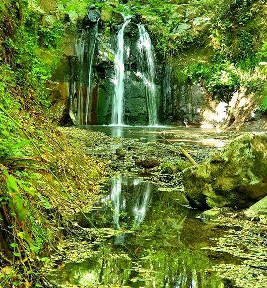 Comunicato Stampa inerente la Sesta Guida ai Luoghi Segreti a due passi da Roma. La settima cascata di Cerveteri.